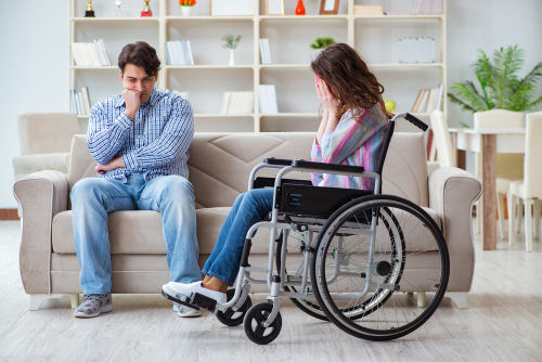 caregiver stress virtual phone coaching